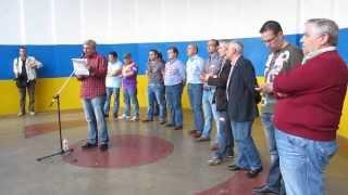 Manifiesto en defensa de las comarcas mineras. Mieres 2013 2ª Parte
