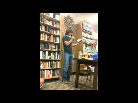 Demetri Martin @ Books Inc.