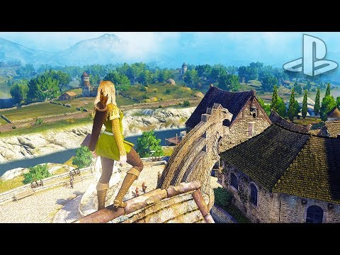 TOP 10 INSANE UPCOMING PS4 OPEN WORLD GAMES IN 2019! (New Open World PS4 Games)