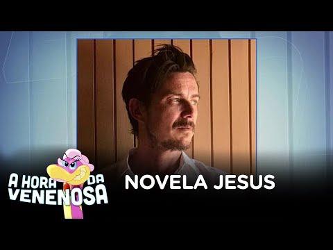 Petrônio Gonjito viverá apóstolo Pedro em Jesus