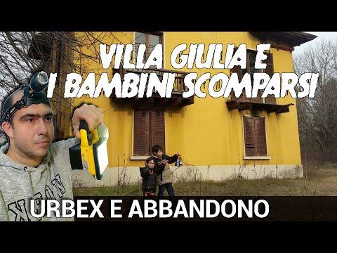 Villa Giulia e il mistero dei bambini scomparsi - Abandoomed Ep.13