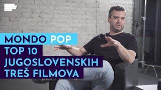 MONDOPop - Kosta Peševski: Najbolji najgori ex Yu filmovi | Mondo TV