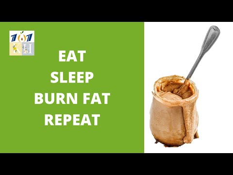 5 Foods That Burn Fat While You Sleep