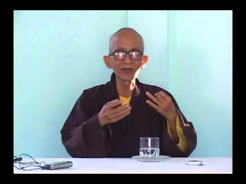 Nghiệp tái sanh luân hồi 3 - Pháp thoại của Đức Trưởng Lão Thích Thông Lạc