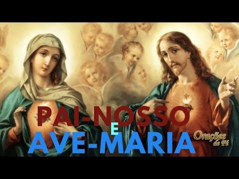 PAI-NOSSO E AVE-MARIA