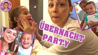 MEGA ÜBERNACHTPARTY MIT BABY | MEGA SPAß DIE GANZE NACHT | MILEYS WELT thumbnail