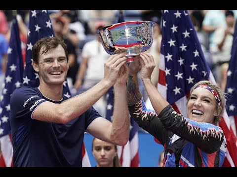 Mixed Doubles Final - Ceremony And Post Game Interview | US Open 2019
