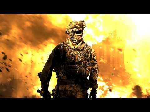 CoD: Modern Warfare 2 Soundtrack  - Boneyard Fly By