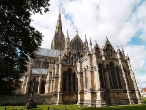 Blessed Be The God And Father (Samuel Wesley) - Salisbury Cathedral