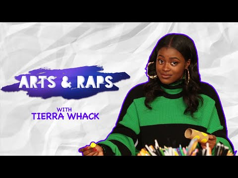 Tierra Whack Gets Interviewed By Kids | Arts & Raps Mp3