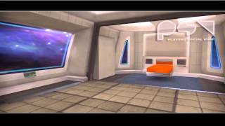 The Space Station Apartment (PlayStation Home)