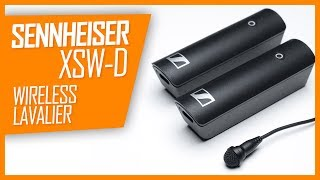 Sennheiser XSW-D Review: Simple Wireless Lavalier Microphone System for Solo Shooters