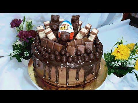 كيكة-عيد-ميلاد-سهلة-التحضير-مثل-التي-تباع-في-المحلات-/layer-cake-chocolat
