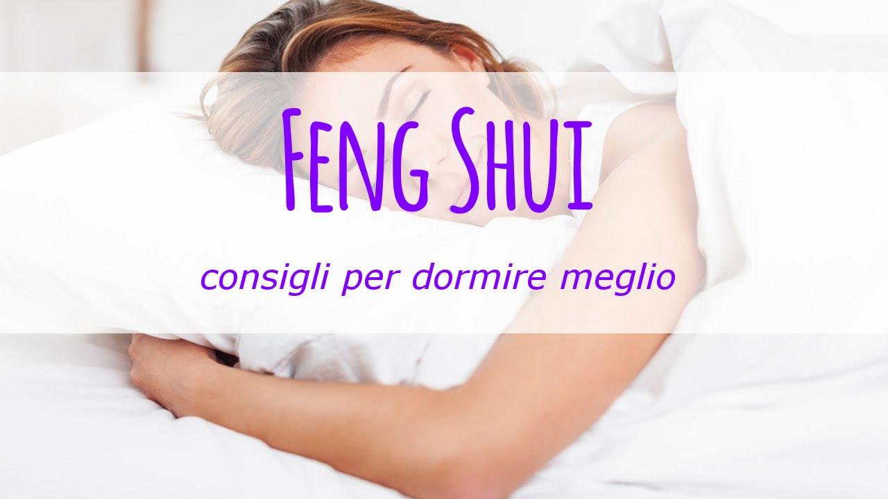 Feng Shui Dormire.Feng Shui Consigli Per Dormire Meglio Youtube