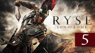 Ryse: Son Of Rome - Walkthrough - Part 5 - Down To Georgia