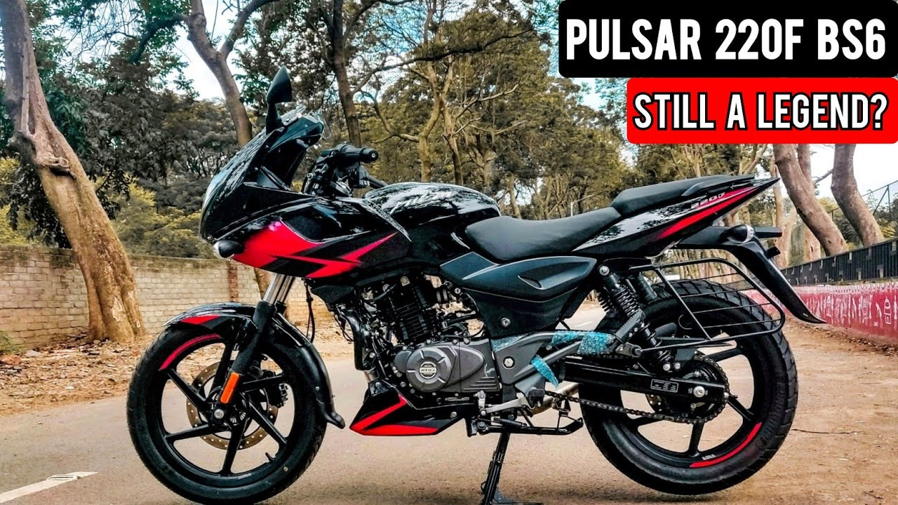 Download Bajaj Pulsar 220F BS6 Fi Detailed Ride Review | Mileage | Price | Top Speed