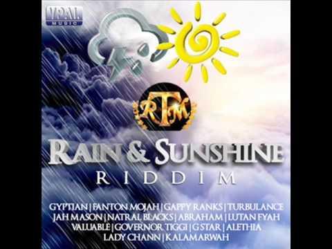 Rain And Sunshine Riddim Mix Feat. Fantan Mojah, Lutan Fyah, Gyptian, (VPAL Records) (December 2016)