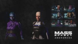 Party banter. Cora & Peebee (complete) | Mass Effect: Andromeda