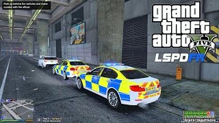 GTA 5 LSPDFR 0.3.1 - EPiSODE 182  - LET'S BE COPS - 2ND BRITISH PATROL (GTA 5 PC POLICE MODS)