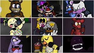 FRIDAY NIGHT FUNKIN Full Game Five Nights at Freddy