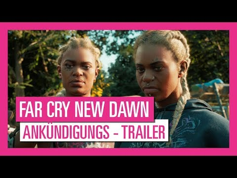 Far Cry New Dawn - Ankündigungs-Trailer | Ubisoft [DE]