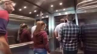 Portsmouth Spinnaker Tower Elevator and Souvanir Shop