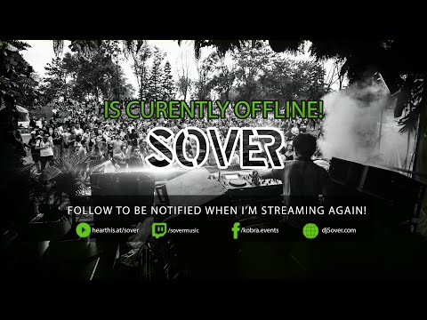 SOVER LIVE | Finest Festival & House Music with Mashups