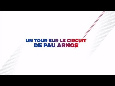 UN TOUR SUR LE CIRCUIT DE PAU ARNOS