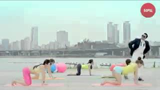 PSY & Verka Serdyuchka   Gangnam Style 240   копия