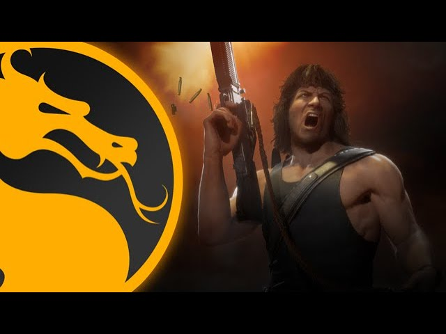Rambo Joins the Fight in New Mortal Kombat 11 Ultimate Gameplay Trailer