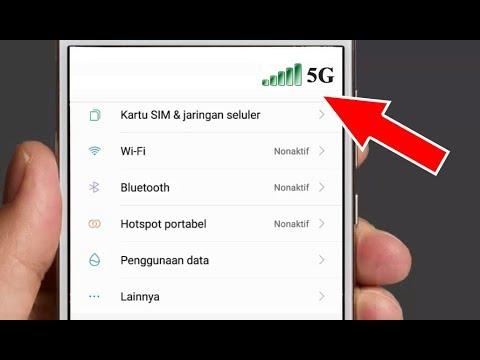 Cara Merubah Sinyal 4g Ke 5g Di Hp Android Tanpa Aplikasi Youtube
