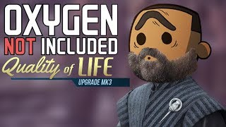 A Meep Always Repays His Debts - Oxygen Not Included Gameplay - Quality of Life Mk3