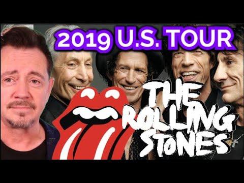 The Rolling Stones Announce 2019 'No Filter' U S  Stadium Tour