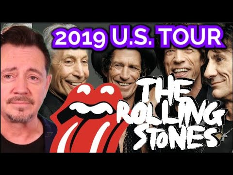 the rolling stones announce 2019 no filter u s stadium tour youtube. Black Bedroom Furniture Sets. Home Design Ideas