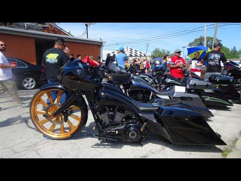"Veltboy314 - Custom Big Wheel 30"" Road Glide Bagger, Harley Davidson, Air Ride - Chicago"
