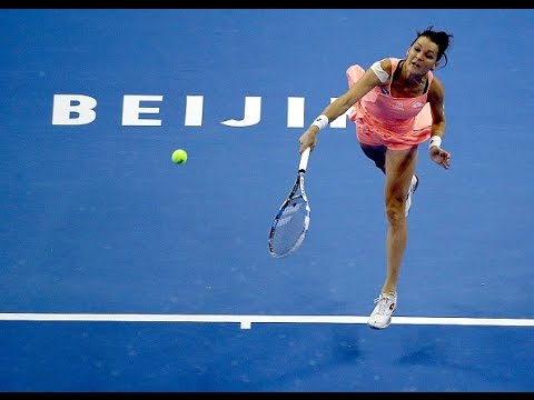 2016 China Open Quarterfinal | Agnieszka Radwanska vs Yaroslava Shvedova | WTA Highlights