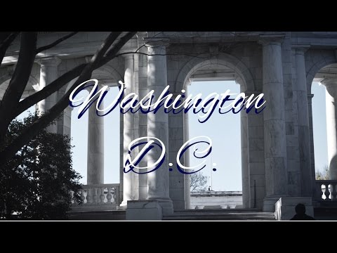 My Trip To Washington DC