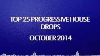 TOP 25 PROGRESSIVE HOUSE DROPS OCTOBER 2014 || DJ CATOMA