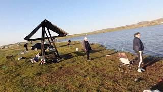 Платная рыбалка пруд Черноморец 01 05 20г Улов рыбака