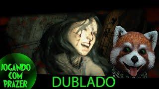 Resident Evil 7 DUBLADO MIA do canal (Jogando Com Prazer)