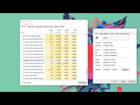 How to fix System and Compressed Memory leak (ntoskrnl.exe)