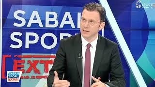 18 Ağustos Cuma 2017 - Sabah Sporu Extra