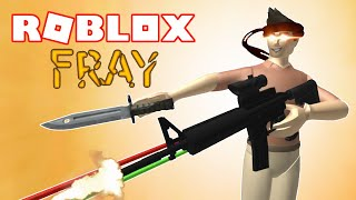 ANTHRO FORCES ROBLOX (Fray)