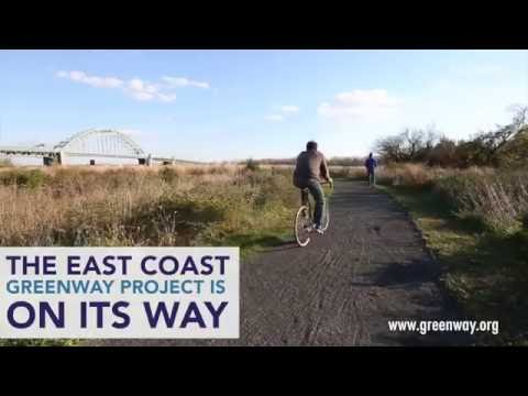 Bike Path Will Let You Ride From Maine To Florida