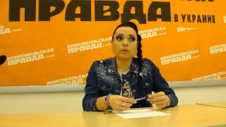 """победительница шоу """"Зважені та щасливі"""" Юля Фомина-1"""