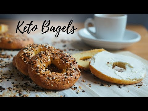 Everything Keto Bagels | Super Easy And Delicious Bagel Recipe