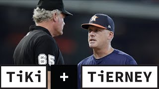The Houston Astros Definitely CHEATED! | Tiki + Tierney