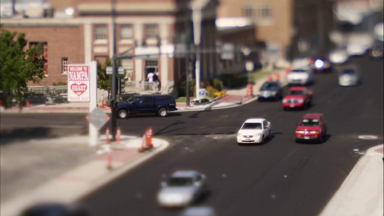 Downtown Time-lapse: Nampa, Idaho - YouTube