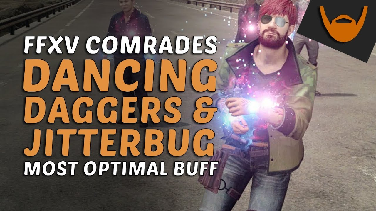 Steam Community :: Video :: FFXV Comrades Jitterbug: The BEST Party