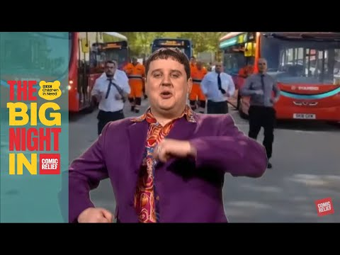 NHS Staff & British Public with Peter Kay in On The Road to Amarillo | The Big Night In